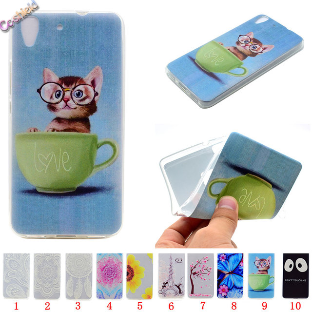 TPU Case for Huawei Honor 4A 4 A Case Phone Cover for Huawei Y6 Y 6 SCL-L01 SCL-L03 SCL-U31 SCL-L21 SCL U21 soft silicone Cases
