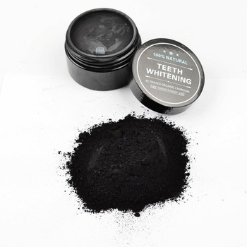 30g 100% Natural Teeth Whitening Whitener Activated Organic Charcoal Powder Polish Teeth Clean Strengthen Enamel Health Care фото