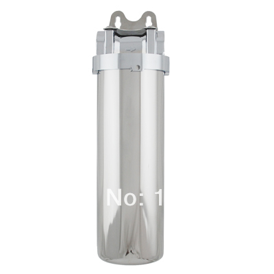 Coronwater 10 Stainless Steel Water Filter Housing for High Temperature Water Filter System