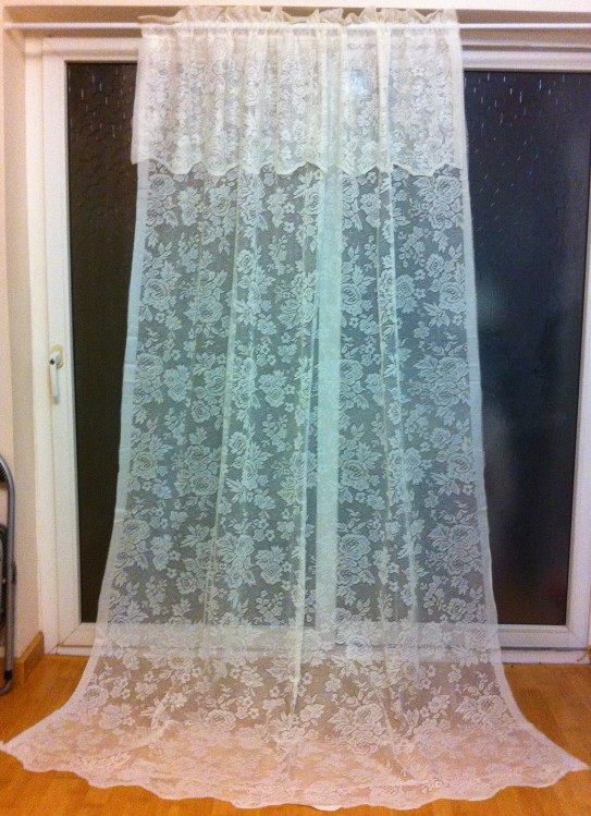 Popular Cream Voile Curtains-Buy Cheap Cream Voile Curtains lots ...