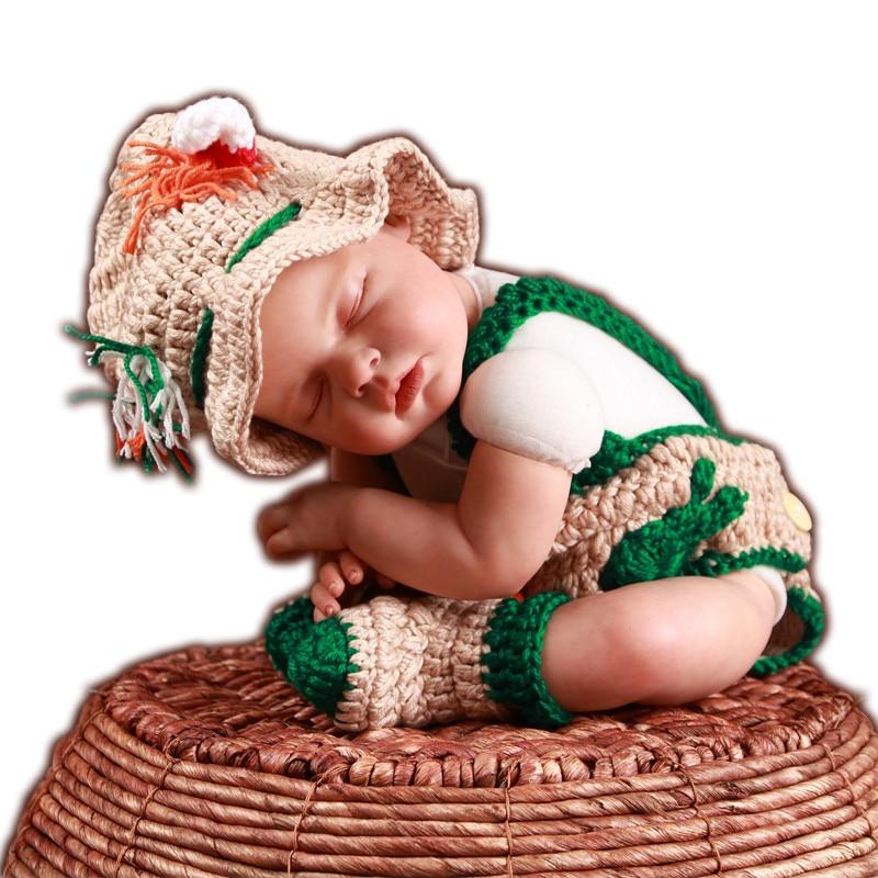 Crochet Baby Newborn Through 12 Mos Fishing By T