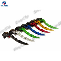 9 Color Motorcycle CNC Brake Clutch Levers Blade For Kawasaki GTR1400 CONCOURS ZX1400 ZX14R ZZR1400 2007 2008 2009 2010 2015