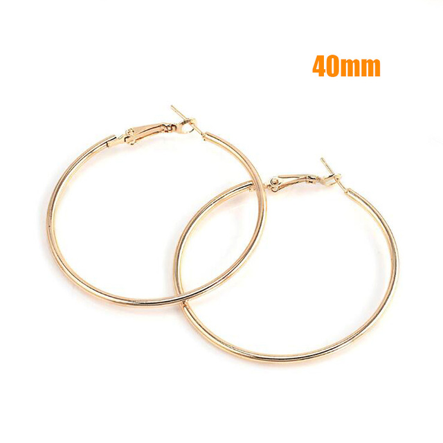 40mm Gold