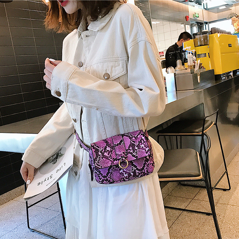 Waist Bags Fanny Pack For Women 2019 Ladies Fashion Fanny Packs Luxury Female Leather Pouch Phone Bag Women's Hip Bum Belt Bags