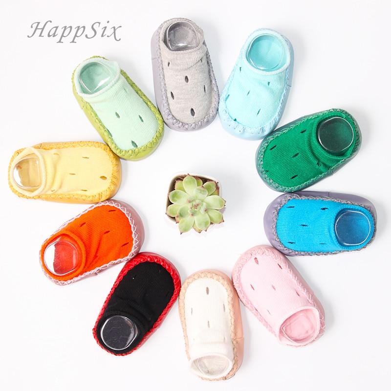 3pairs/lot Baby Socks Girls Summer Baby Floor Socks Non-slip soles Newborn Infant Socks Boys First Socks baby stuff Sokken