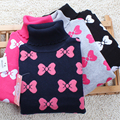 Girls fashion cotton sweaters