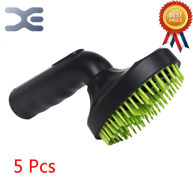 5Pcs Adapted To For Philips For Electrolux Puppy Vacuum Cleaner Accessories Pet Exclusive Removal of Mite Brush 32mm цена 2017