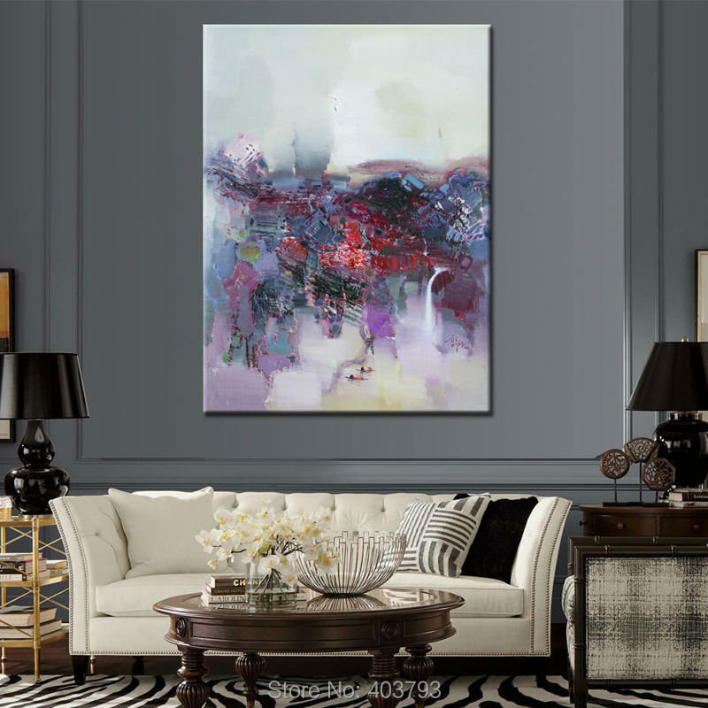 GRAFFITI MODERN ABSTRACT WALL DECOR ART OIL PAINTING ON CANVAS No FRAME HOME DECORATION