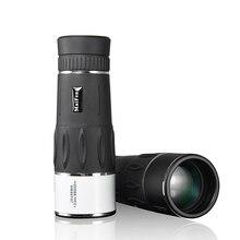 Alta potência 35x95 monocular ocular telescópio monoculo longo alcance para acampamento caça lll visão noturna zoom binóculos escopos