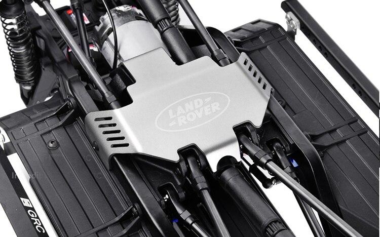 Escudo Protetor para 1:10 RC Carros Landrover Atualização