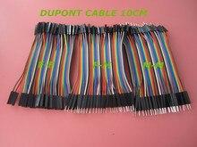 Женщине перемычку dupont дюпон мужчинами между arduino кабеля линия к мужской
