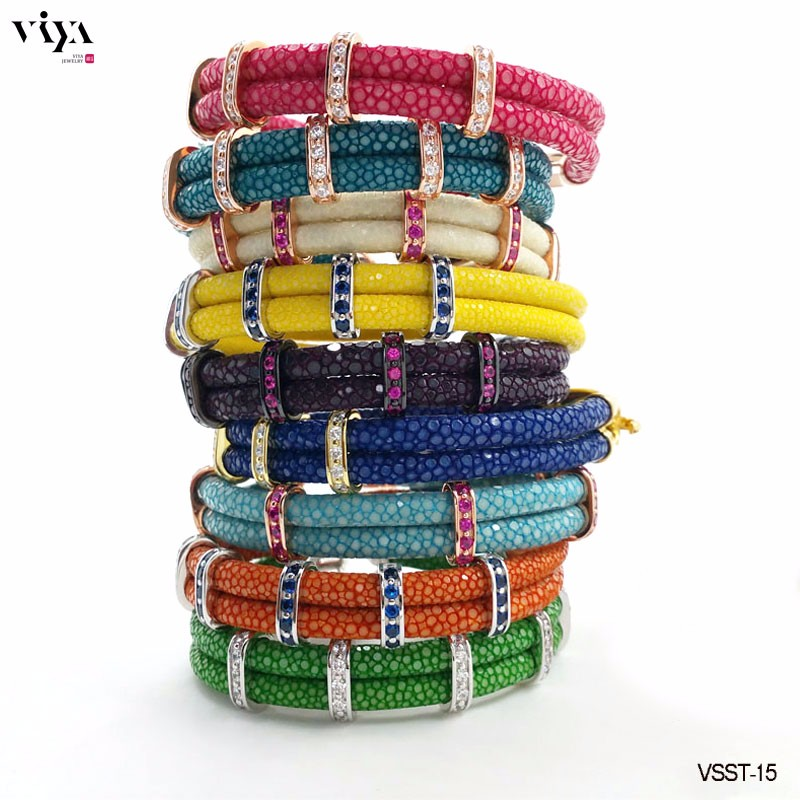 VSST-15-high-quality-rings-clasp-stingray-bracelet-17-(13)