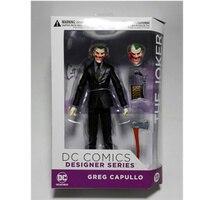 16CM NECA DC Batman Harley Quinn Action Figure PVC Statue Ver Anime Movie Model Decoration Toy with Box H446