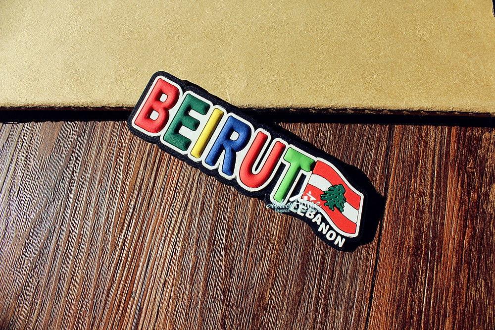 Fridge magnet travel souvenir California flag