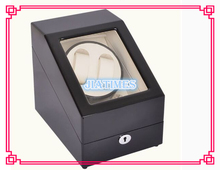 NEW Watch Winder Automatic Compartment 2 3 Storage High Quality Wooden Stylish