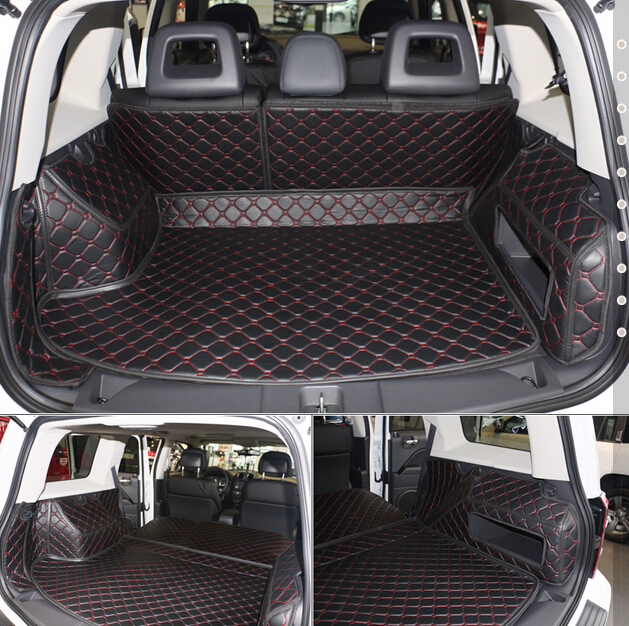 Good Quality Special Trunk Mats For Jeep Compass 2016