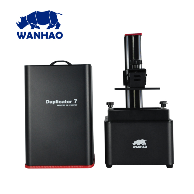 Newest Wanhao D7 V1.4 Duplicator 7 directly from the factory – 3D Printer SLA Printer DLP 3D Printer UV Printer