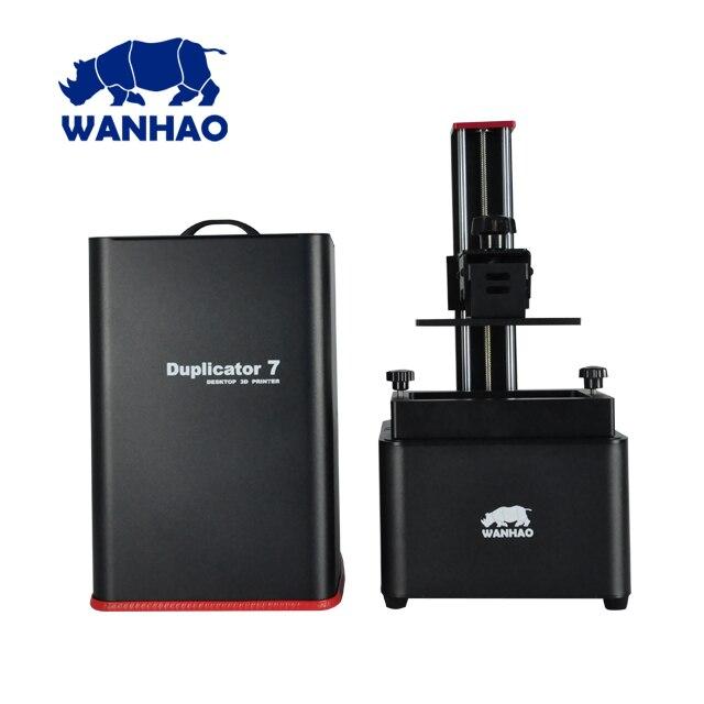 Più nuovo Wanhao D7 V1.5 Duplicatore 7 direttamente dalla fabbrica | Per Il REGNO UNITO, NOI, UE, JP, KR, il Venditore di Metodo di Trasporto è FedEx