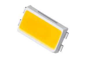 Image 1 - サムスンミドルパワー led 0.5 ワット LM561B G2 5630 ウォームホワイト 5000 18k SPMWHT541MD5WARYS3 照明アプリケーション