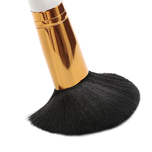 Image 3 - Jessup кисти, 15 шт., кисти для макияжа, пудра, основа для макияжа, набор кистей для макияжа, тени для век, подводка для глаз, инструмент для губ, белый/золотой, косметика, красота