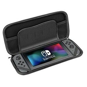 Image 2 - Draagbare Compressie Hard Bag Pack Voor Nintend Schakelaar Reizen Beschermende Eva Storage Case Box Voor Nintendo Switch Console Gt