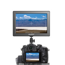LILLIPUT A7 7 inch FHD camera monitor 2K screen ultra HD 1920 1200 TFT LED HDMI Field DSLR Full camcorder dual user-definable