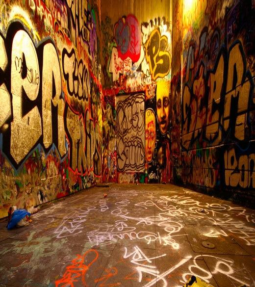 Graffiti Art Wallpapers Group 71: 8x12FT Photography Studio Backdrop Customize Street