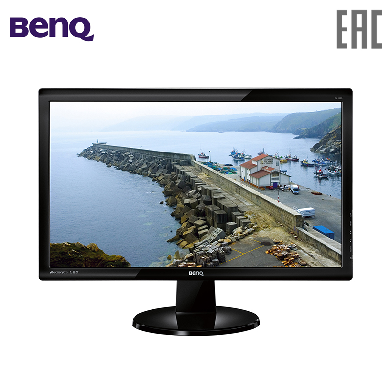 Monitor BenQ  21.5 GL2250 Black computer display телевизоры и мониторы