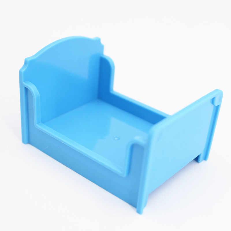 Legoingly Duploe аксессуары фантастический диван мебель для ванной комнаты Кукуруза ветчина DIY строительные блоки детские игрушки для детей развивающие игрушки