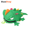 RoyaDong 2017 Children School Bag Cute Dragon Nylon School Backpack For Boys Girls High Quality Book Bag