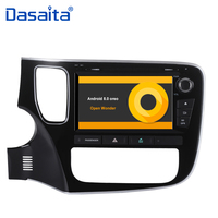 8 Android 8.0 Octa Core 4G RAM 32G ROM Car DVD Player for Mitsubishi Outlander 2015 2016 2017 with auto Stereo radio Multimedia