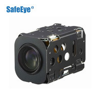 Free shipping SONY FCB EX2400P 28x Wide D 960H CCD Color Block Zoom Module Camera