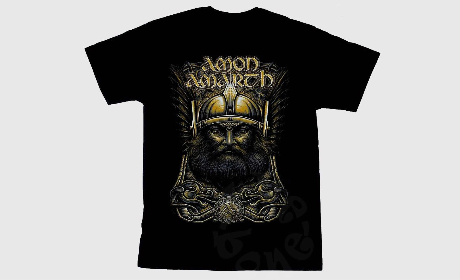 AMON AMARTH-Melodic viking death metal band,T-shirt-SIZES: S to 7XL Short Sleeve Cotton T Shirts Man Clothing