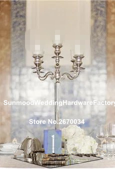 30days Sent Out Order View Larger Image Candle Stick Wedding Centerpiece Holders Decoration High In Glow Party Supplies From