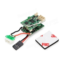 WL Toys 6ch RC Helicopter WL XK K120 Spare Parts K120-009 Receiver Circuit Board Receiving Board