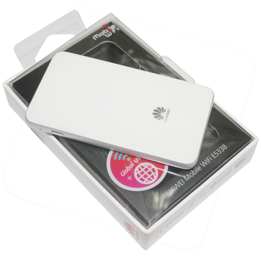 Free Shipping New Arrival Original Unlock HSPA+ 21.6Mbps HUAWEI E5338 Pocket 3G Mobile WiFi Router And WiFi Hotspot