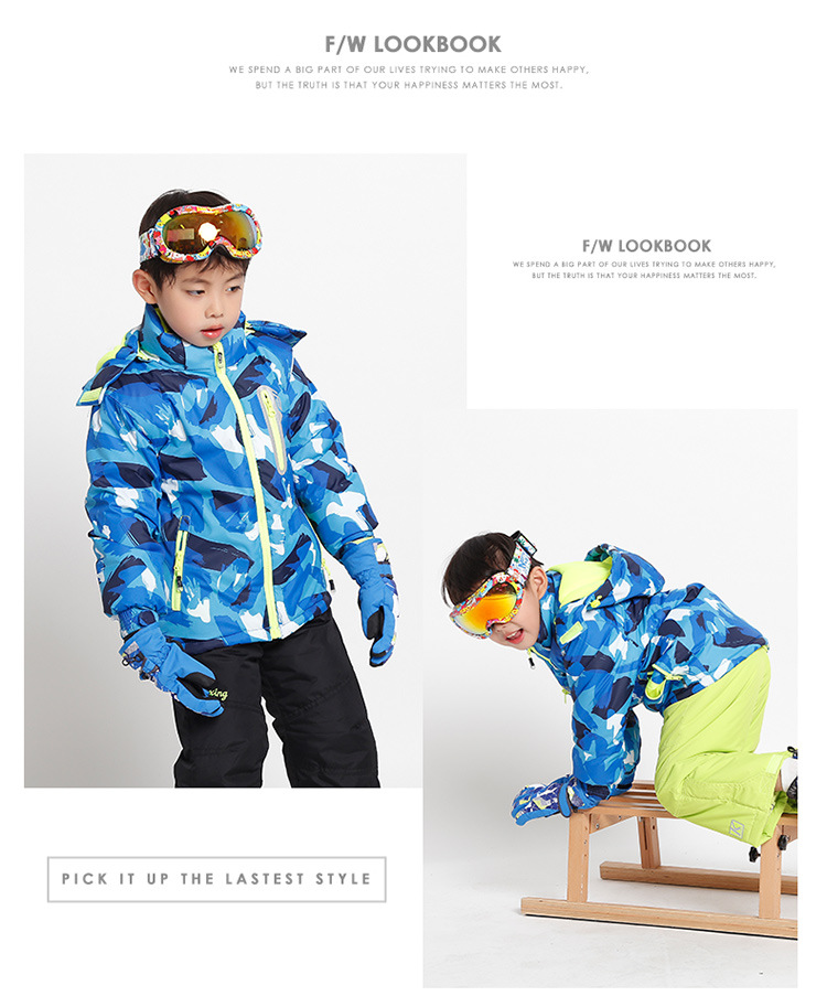 5159038903_1087860304  2018 Youngsters lady boy sports activities outside ski Snow fits for 5-16y boy tracksuit model waterproof overalls trousers winter clothes HTB1d6OqD lYBeNjSszcq6zwhFXau
