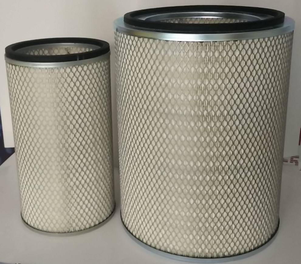Fast Shipping air cartridge K3038 AA2950 AF928M-A Air filter element Suit for Internation brand air filter hastings af1274 panel air filter element