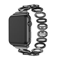 Replacement Stainless Steel Bracelet Band Strap For Apple Watch 1/2 38mm of 2017 JUL Aug 1 Fresh Zone