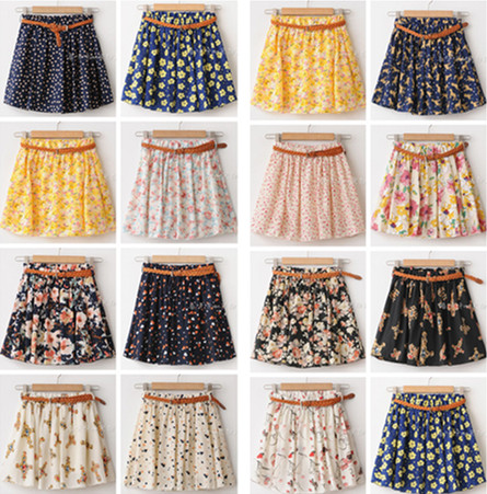 Aliexpress.com : Buy Women Summer Style Skirt Printed Short Mini ...