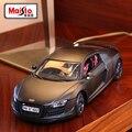 Maisto1: 18 модель Автомобиля моделирования R8 сплава автомобиля быстрый и яростный 7 оригинальные модели