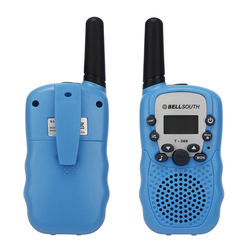 Image 5 - 2pcs Portable Wireless Walkie talkie Set Eight Channel 2 Way Radio Intercom 5KM Travel Jan 22-in Home Automation Modules from Consumer Electronics