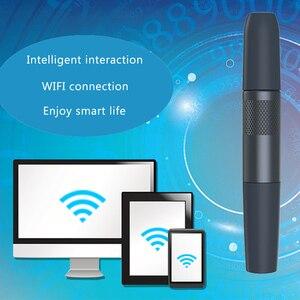 Image 3 - منظار الأذن واي فاي منظار الأذن إزالة شمع الأذن 1600P 2MP HD التفتيش كاميرا الأذن نطاق أداة مزيل شمع الأذن 6 LED ل IOS أندرويد