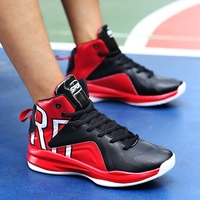 2019 Breathable Basketball Shoes Students Men High Quality Fashion Sports Shoes Basketball Sneakers Outdoor Kids Training 39 46
