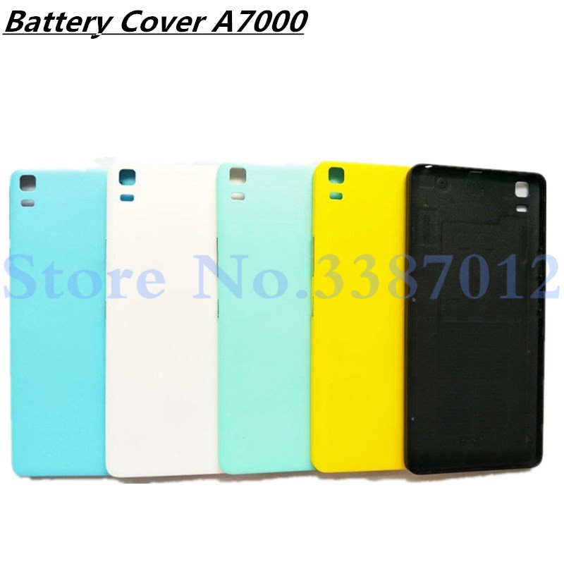 New <font><b>Battery</b></font> Door Back <font><b>Cover</b></font> Housing Case For <font><b>Lenovo</b></font> <font><b>K3</b></font> NOTE K50-T5 A7000 With Power Volume Buttons image