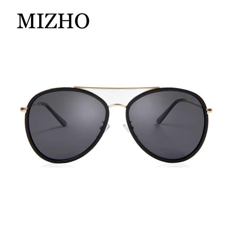2e41532eed MIZHO Real Visual Purple Polarized Women Sunglasses Aviation Flash Mirrored  UV Protection Eyewear Men Pilots Sun Glasses 2019-in Sunglasses from  Apparel ...