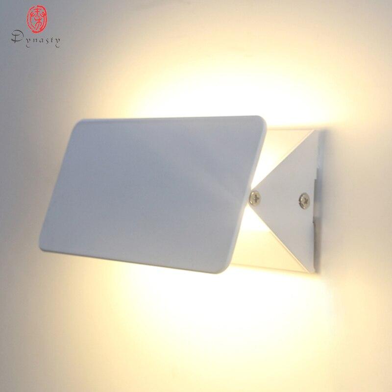 Dynasty İşıqlandırma Müasir Alüminium LED Divar lampaları - Daxili işıqlandırma - Fotoqrafiya 4