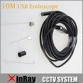 2MP USB Endscope Câmera À Prova D' Água Câmera de Inspeção com 9mm lente IC10H 1600x1200 Resoultion