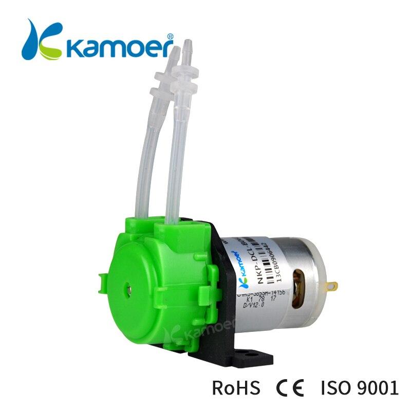 Kamoer NKP Peristaltic Pump Small Water Pump 6-in-pack L Mounting Plate