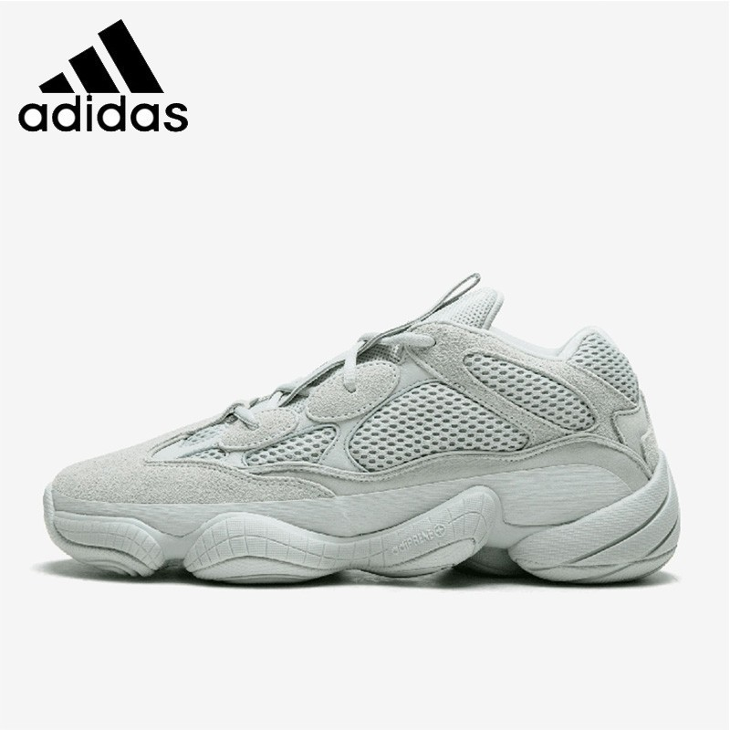 separation shoes 323aa ae4fc Adidas Yeezy 500 Salt Men's Running Shoes Non slip ...
